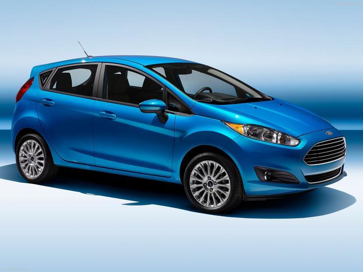 Ford Fiesta хетчбэк