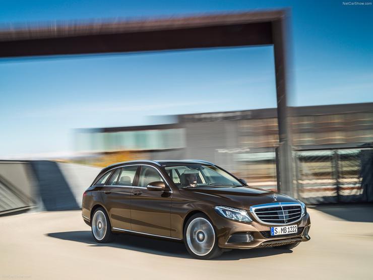 Mercedes-Benz C-класс универсал