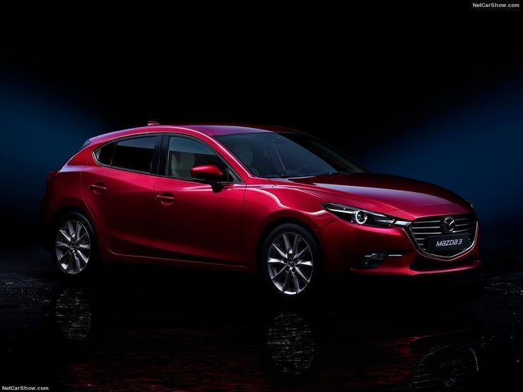 Mazda Mazda3 хетчбэк