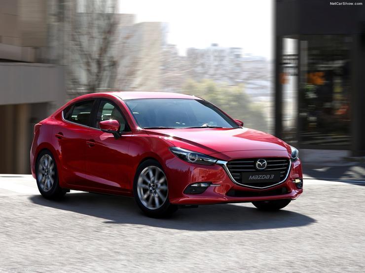 Mazda Mazda3 седан