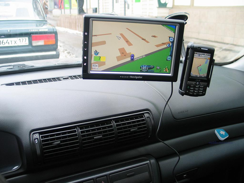 Какие бывают GPS навигаторы