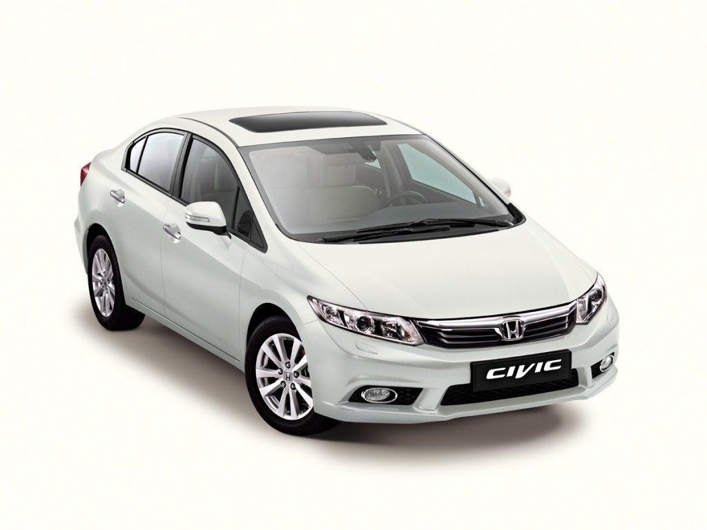 Обзор Honda Civic (Хонда Цивик) 2012