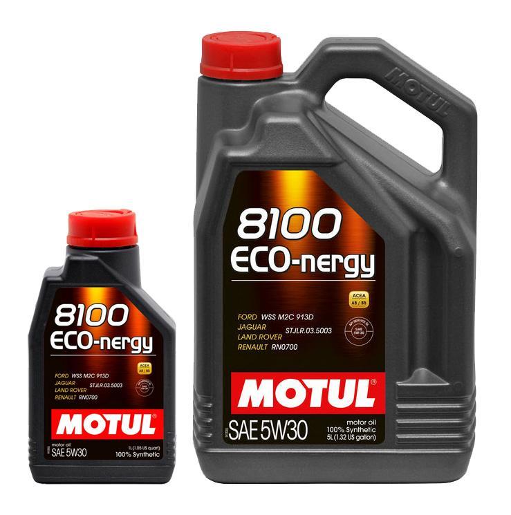 Motul 8100 Eco-Energy