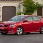 Новая Тойота Королла 2013 (Toyota Corolla 2013)