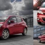 Новые автомобили Toyota 2012