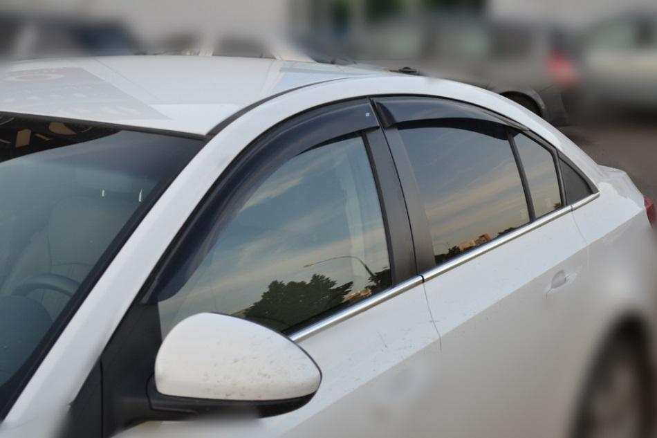 Какие дефлекторы для автомобилей существуют