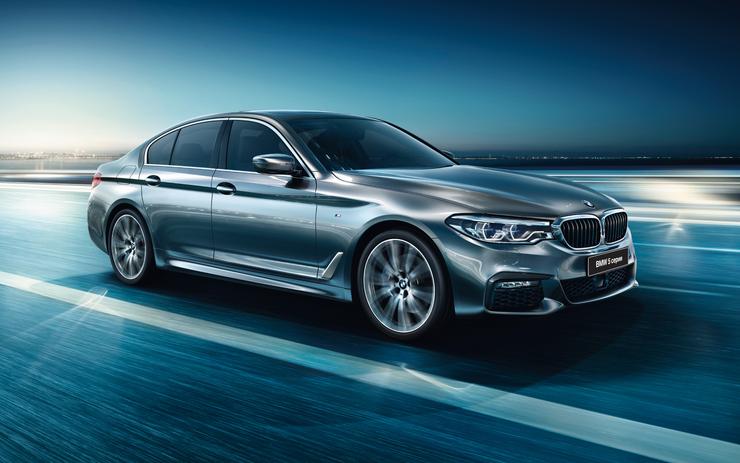 BMW 5-й серии Седан