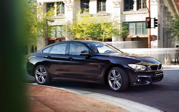 BMW 4-й серии Гран Купе