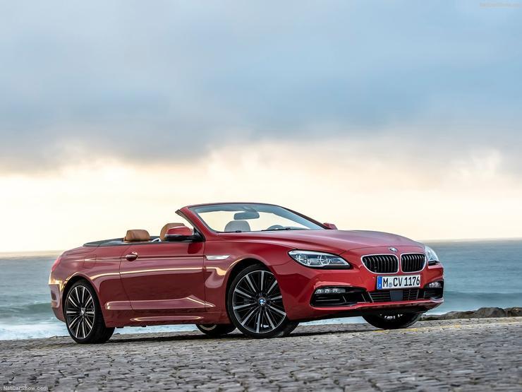 BMW 6-й серии Кабриолет