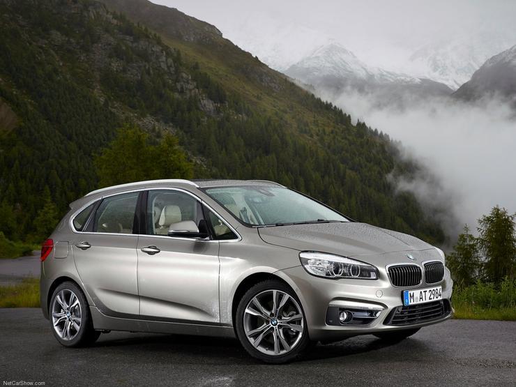 BMW 2-й серии Active Tourer