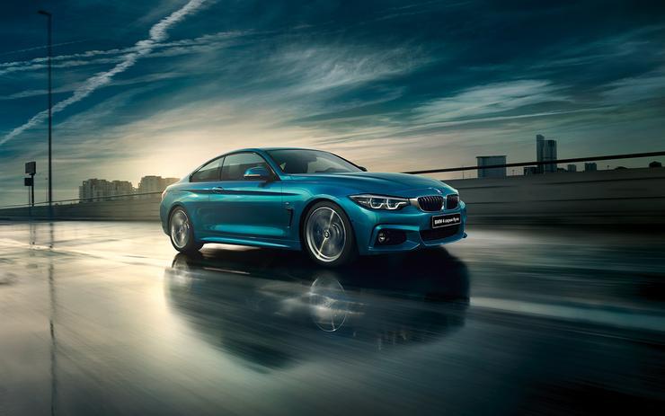 BMW 4-й серии Купе