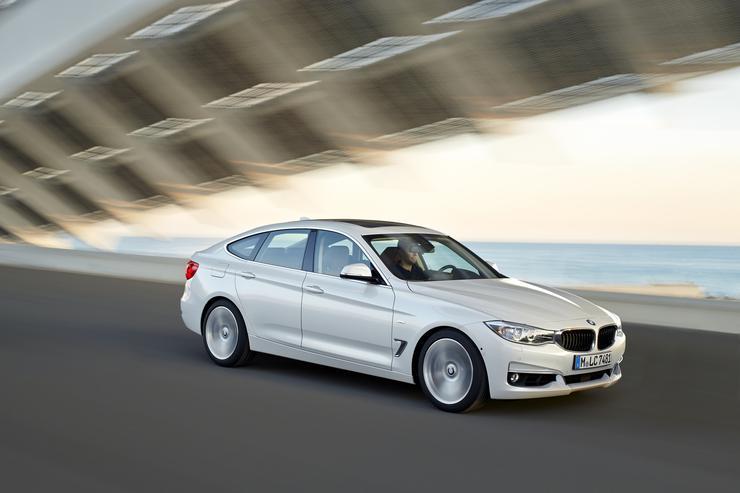 BMW 3-й серии Гран Туризмо