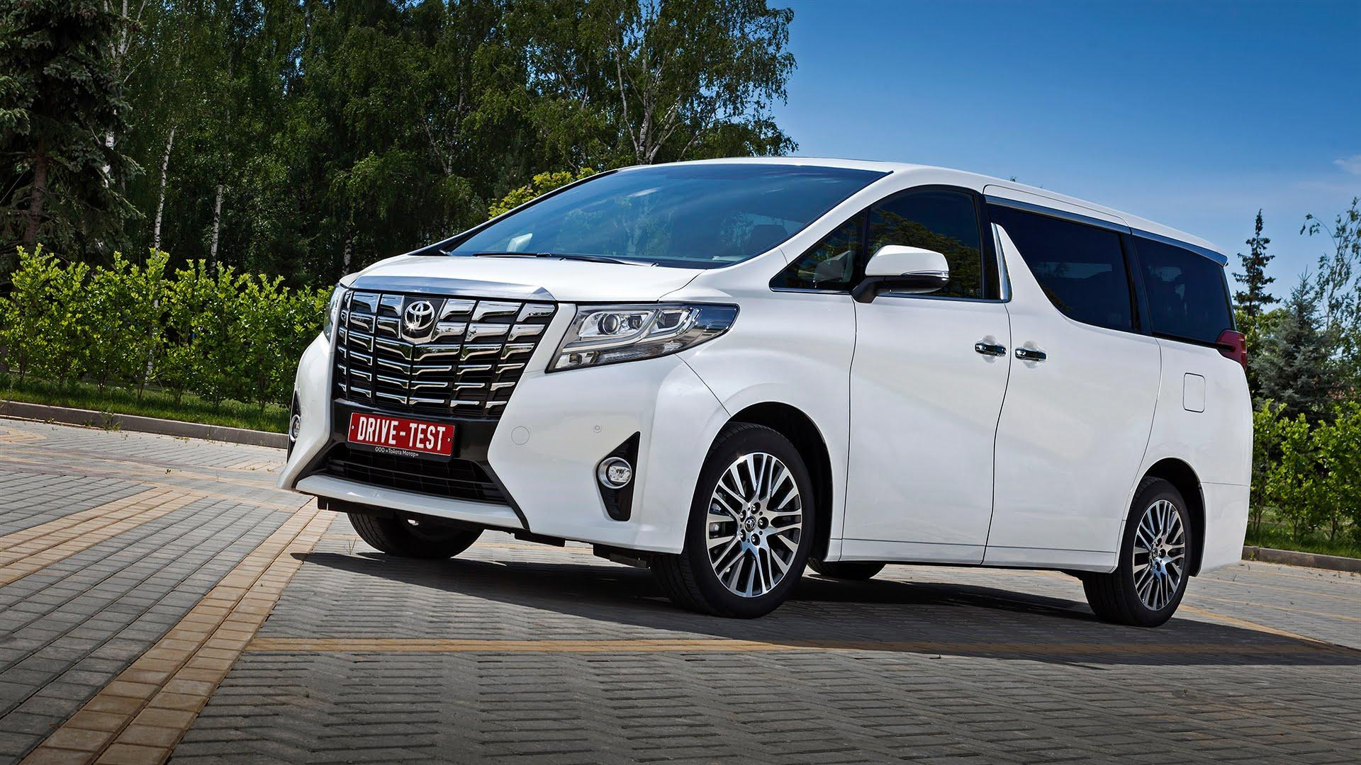 ToyotaAlphard – отличное семейное авто бизнес-классаToyotaAlphard – отличное семейное авто бизнес-класса