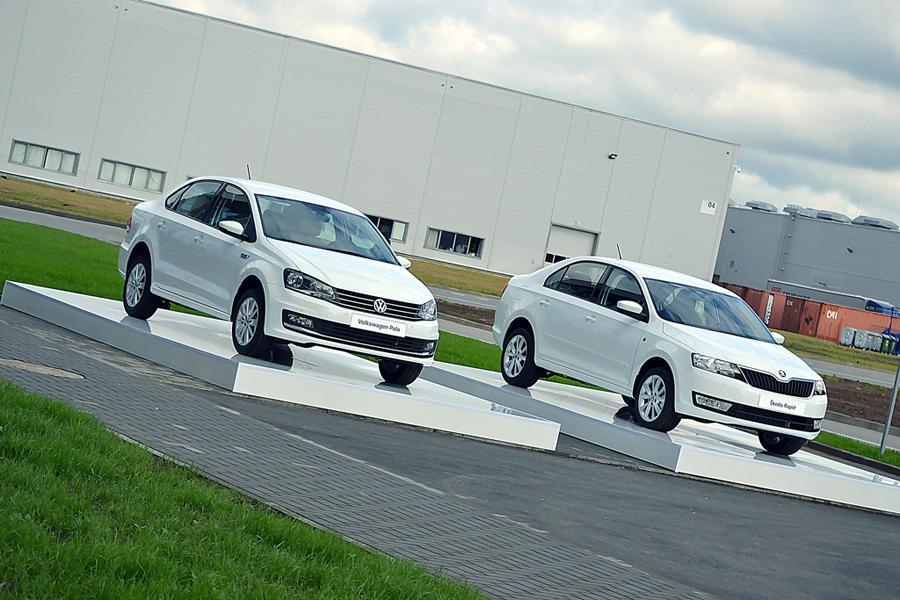 Volkswagen планирует построить еще один завод в Калуге