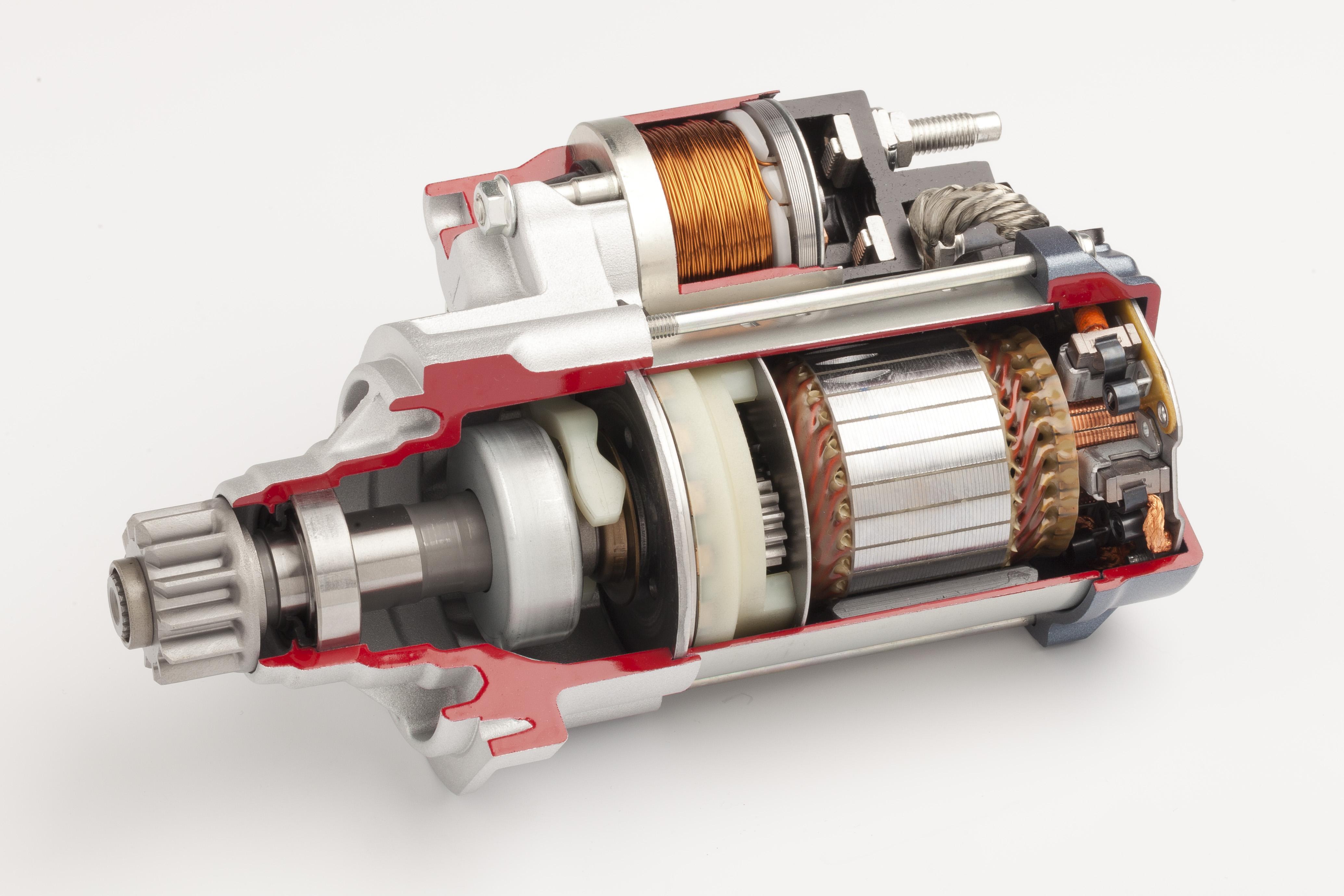 Стартер - одна из основных деталей машины