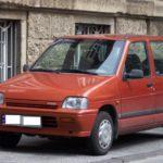 Обзор автомобиля Daewoo Tico