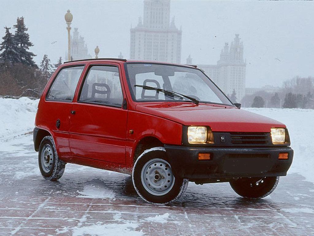 Обзор автомобиля ВАЗ-1111 «Ока»