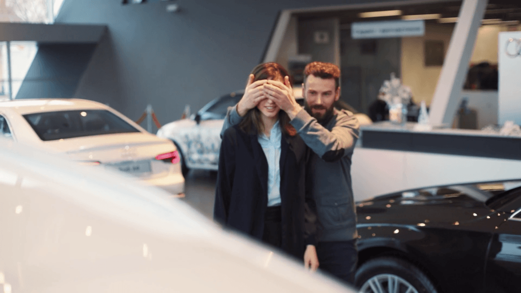 Как выбирать автомобиль для жены