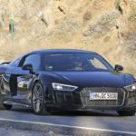 Audi привезет в Париж новую версию суперкара R8