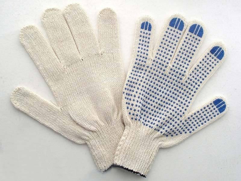 Рабочие рукавицы: виды, особенности и назначение